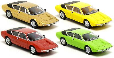 NEU! rot Premium ClassiXXs 1:87 870048 1973 Lamborghini Urraco