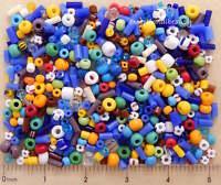 1/4 Lb Pound Bulk Seed Preciosa Czech Trade Bugle Rocaille Beads Assorted Lot