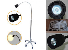 35w Dental Mobile Surgical Examination Lamp Halogen Shadowless Light Jd1500 Ce