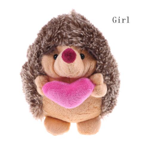 Soft hérisson animal poupée peluche jouet de mariage pour enfant cadeau