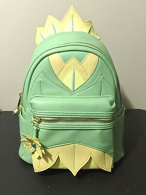 """NEW  WITH TAG THE PRINCESS AND THE FROG   LARGE BACKPACK   12/"""" X 16/"""""""