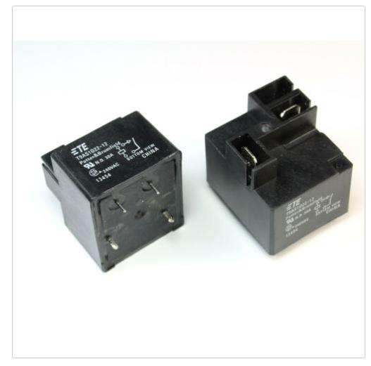 1 Stück original T9AS1D22-12 30A 240VAC 30 Ampere 240 Volt 4-poliges Relais O di