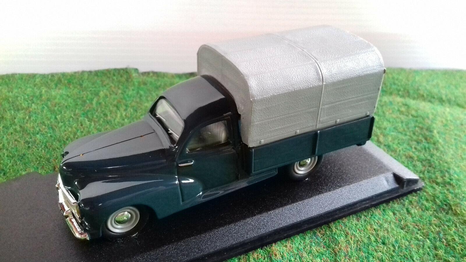 PEUGEOT 203 PICK UP baché 1 43 ELIGOR 140018 voiture miniature de collection rés