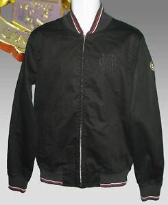 Black New United Jacket Bomber Nsw L Manchester Mens Club Anthem Nike Football 6x6qTvw