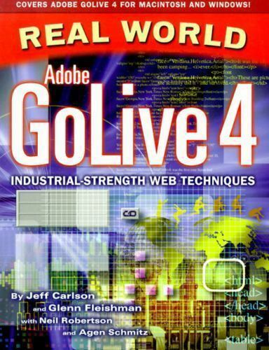 Real World Adobe GoLive 4
