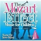 Wolfgang Amadeus Mozart - Mozart Effect, Vol. 1: Tune Up Your Mind (2015)