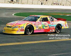DALE-EARNHARDT-SR-3-2000-PETER-MAX-CHARLOTTE-NASCAR-8X10-PHOTO-MAXX-WINSTON-CUP