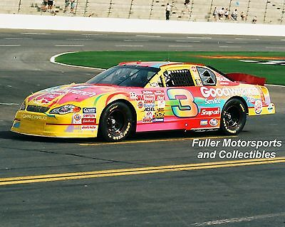 DALE EARNHARDT SR #3 2000 PETER MAX CHARLOTTE NASCAR 8X10 PHOTO MAXX WINSTON CUP