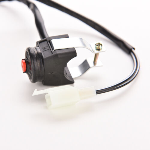 Universal Kill Stop Switch Horn Button for Motorcycle Pit Quad Bike Dirt Bike ER