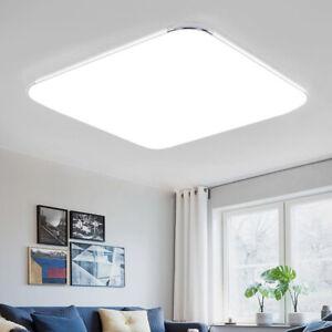 12-48W LED Deckenleuchte Quadrat Flurleuchte Design Deckenlampe Wohnzimmer Küche