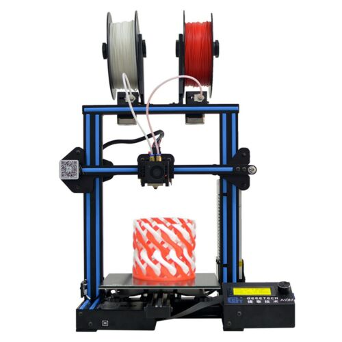 Geeetech Mix-Color Printing Dual Extruder A10M 3D Printer