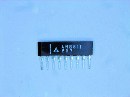 "Matsushita AN6811  /""Original/"" Panasonic 9P SIP IC 1 pc"