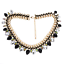 Ladies-Fashion-Crystal-Pendant-Choker-Chain-Statement-Chain-Bib-Necklace-Jewelry thumbnail 18