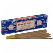 3xSatya Sai Baba NAG CHAMPA Agarbatti Incense Sticks Fresh From India 100x3=300g