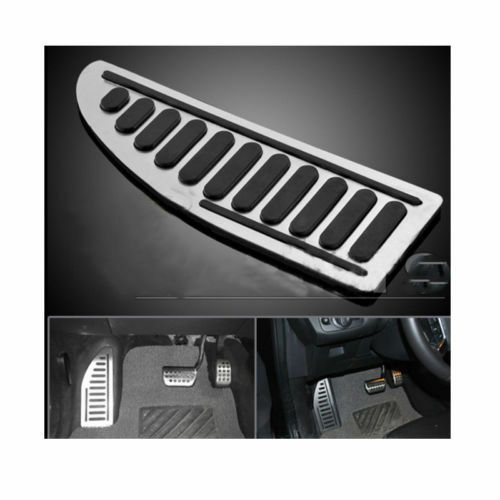 Foot Footrest Pedal Cover Pad For Ford Focus Fiesta Escape S-Max 2005-2011