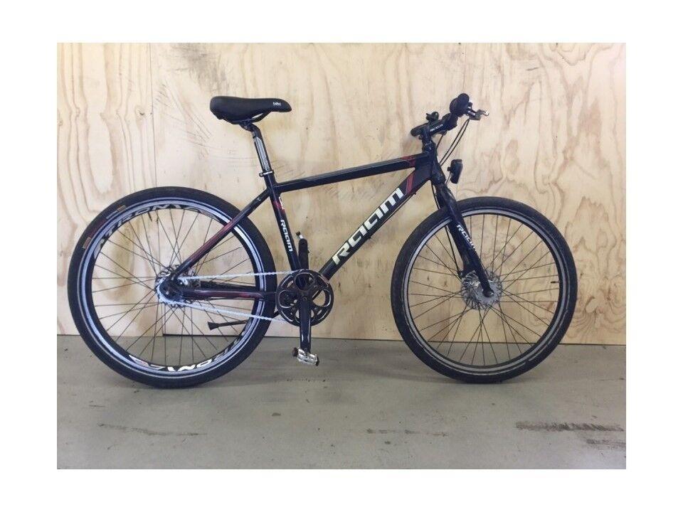 Unisex børnecykel, anden type, Raam