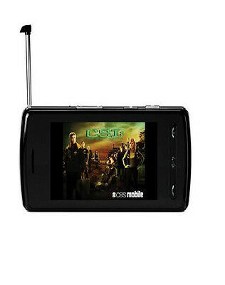 New LG VU CU920 Unlocked GSM 3g Touchscreen Video Camera TV Cell Phone Black