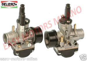 Carburatore-Dellorto-Dell-039-Orto-PHBG-21-DS-Con-tubo-depressore