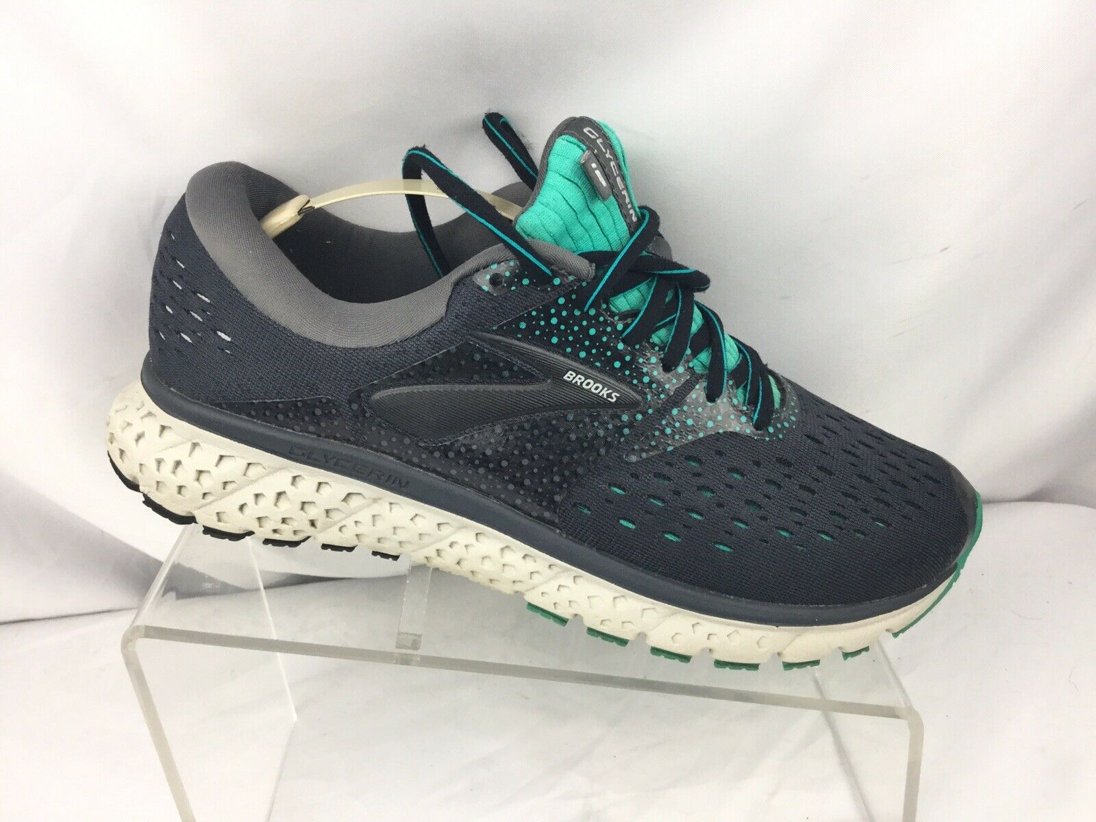 Brooks Glycerin 16 Womens Size 10 Green