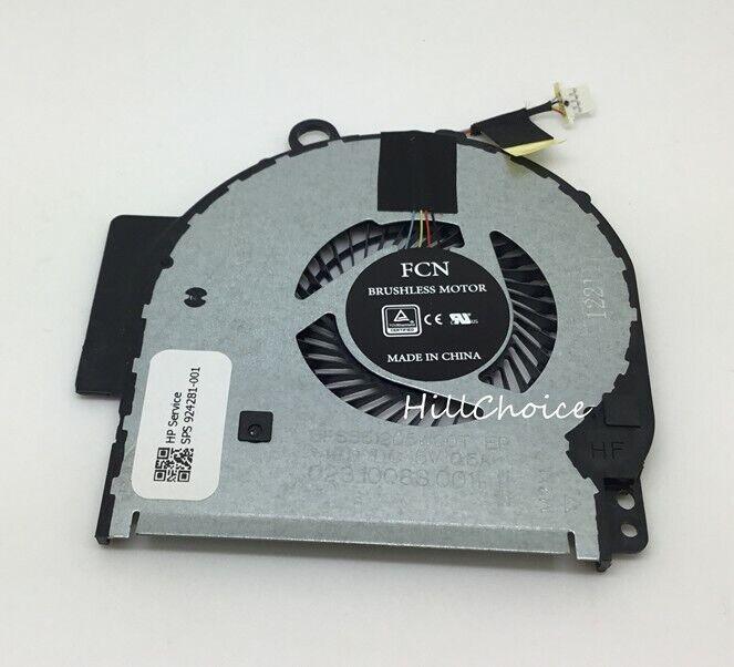 New CPU Fan For HP Pavilion X360 14-BA 14M-BA Laptop 924281-001 023.1008T.0001