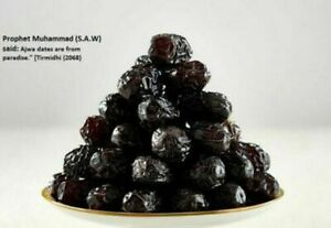 500 g - 5000 g Authentique Qualité Premium Ajwa dates