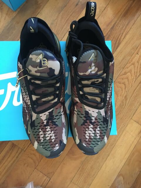 low priced 4f6ce cfcbe nike air max 270 Doernbecher Size 10 Authentic