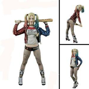 Action-Figur-Harley-Quinn-Batman-DC-Comic-Figuren-Film-Spielzeug-Sammeln-Selten