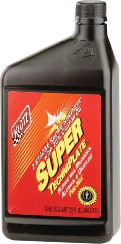 Stroke Racing Synthetic Oil 1 Quart Klotz Super Techniplate 2 KL-100