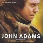 John Adams [Television Series Soundtrack] by Original Soundtrack (CD, Apr-2008, VarŠse Sarabande (USA))