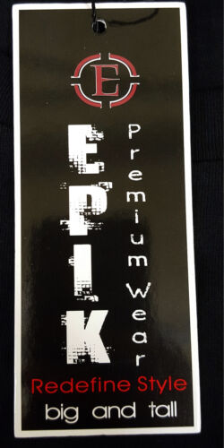 Mens EPIK PREMIUM WEAR Tshirt 3XL 4XL 5XL 6XL Big /& Tall Plus Size PHASE2
