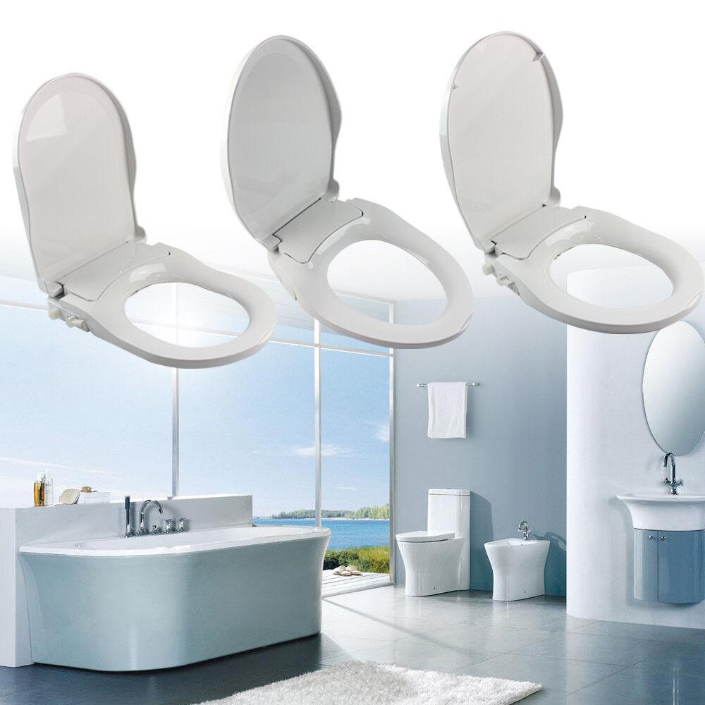 Bidet Toilet Seat With Accessories Toilet Cover V   O   D 3 types 500mm Hose DE | Genial Und Praktisch