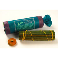 Mandala Art & Incense | Tibetan Incense Sticks | Green Tea