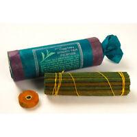 Mandala Art & Incense | Tibetan Incense Sticks | Green Tea