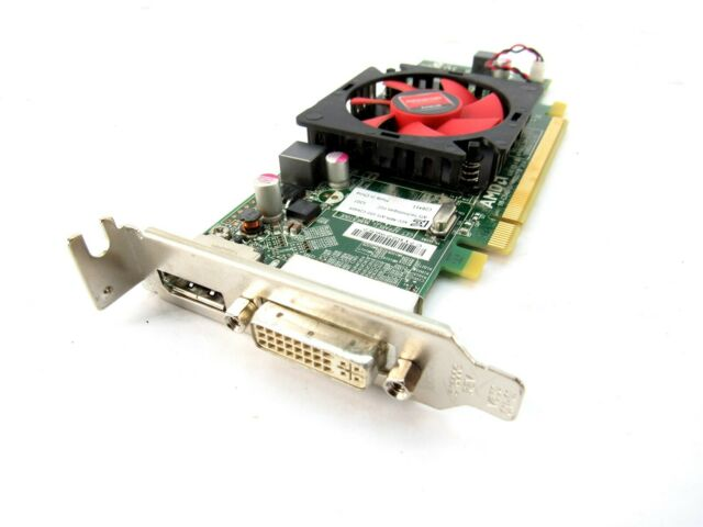 Dell Nfxd5 Amd Radeon Hd 6450 1gb 64 Bit Ddr3 Pcie Low Profile Video Card For Sale Online