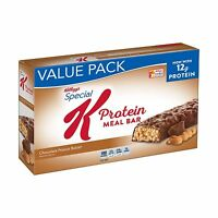 Special K Protein Chocolate Peanut Butter Meal Bar 12 Count 1.5... Free Shipping