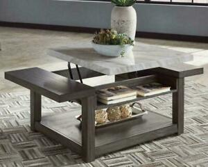 Coffee Tables on wholesale price!! Unbeatable Price!! We also carry Ashley furniture!! HTTPS://AERYS.CA Call 4167437700 Toronto (GTA) Preview