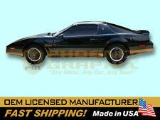 1982 Pontiac Firebird Trans Am Decals & Stripes Kit