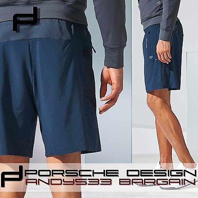 $180 Porsche Design Sport by adidas P'5000 Men SPA Shorts CoolBestII® Gym Run XS