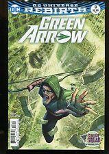 GREEN ARROW #3 - JUAN FERREYRA REBIRTH REGULAR COVER - DC COMICS - 2016