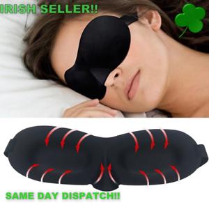 Blindfold-Soft-Padded-Blind-fold-Eye-Mask-Travel-Aid-Rest-amp-Sleep-Aid-Unisex