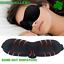 Blindfold-Soft-Padded-Blind-fold-Eye-Mask-Travel-Aid-Rest-amp-Sleep-Aid-Unisex thumbnail 1