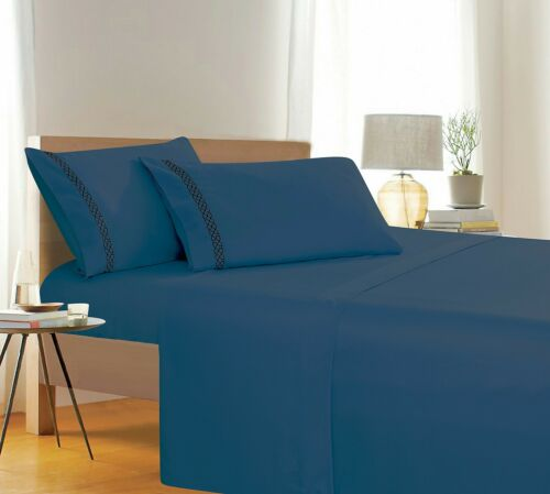 4 Piece Bed Sheet /& Pillowcase Set,CLOSE OUT DEAL
