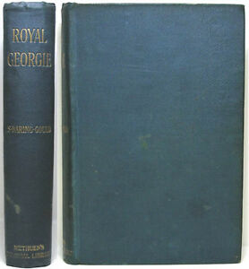 1901-ROYAL-GEORGIE-BY-SABINE-BARING-GOULD-A-HISTORICAL-NOVEL-SET-IN-DARTMOOR