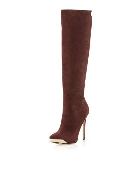 NEW RACHAEL ROY  Giselle  Metal Toe Stiefel (Größe 8)