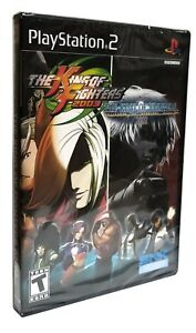 King-of-Fighters-2002-2003-PS2-Nuevo-Playstation-2