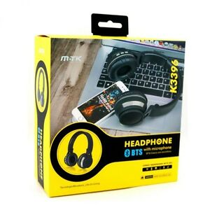 Image is loading MTK-Bluetooth-Foldable-Headphones-White 8ca02847a8