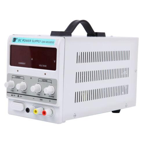 Labornetzteil 0-30V 5A DC Labornetzgerät Regelbar Netzteile Netzgerät Trafo
