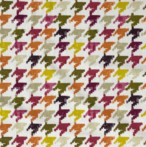 Prestigious Textiles Nevada tobasco TELA DE ALGODÓN por metro