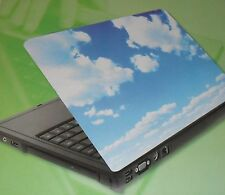 Laptop Notebook Sticker Aufkleber 27,5 x 37,5 cm Wolken