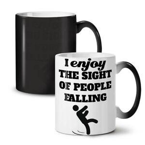 Sarcastic Funny Ironic NEW Colour Changing Tea Coffee Mug 11 oz | Wellcoda